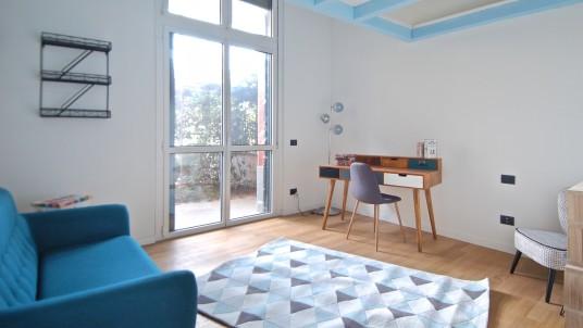 Vendita appartamento con giardino, Bovisa