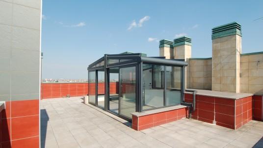 Vendita attico con terrazzo, zona Bovisa – Milano