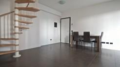 Vendita attico con terrazzi Bovisa, Politecnico, ultimo piano, nuova costruzione, classe energetica A, Milano