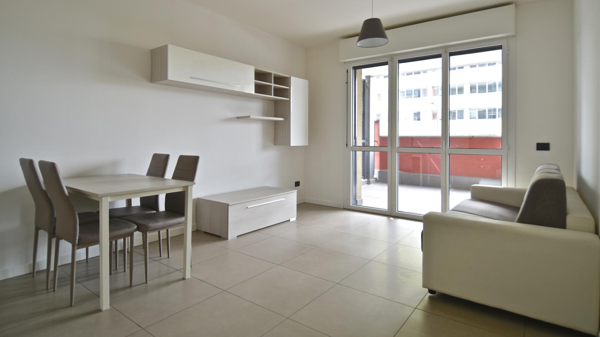 Vendita monolocale con terrazzo, Bovisa