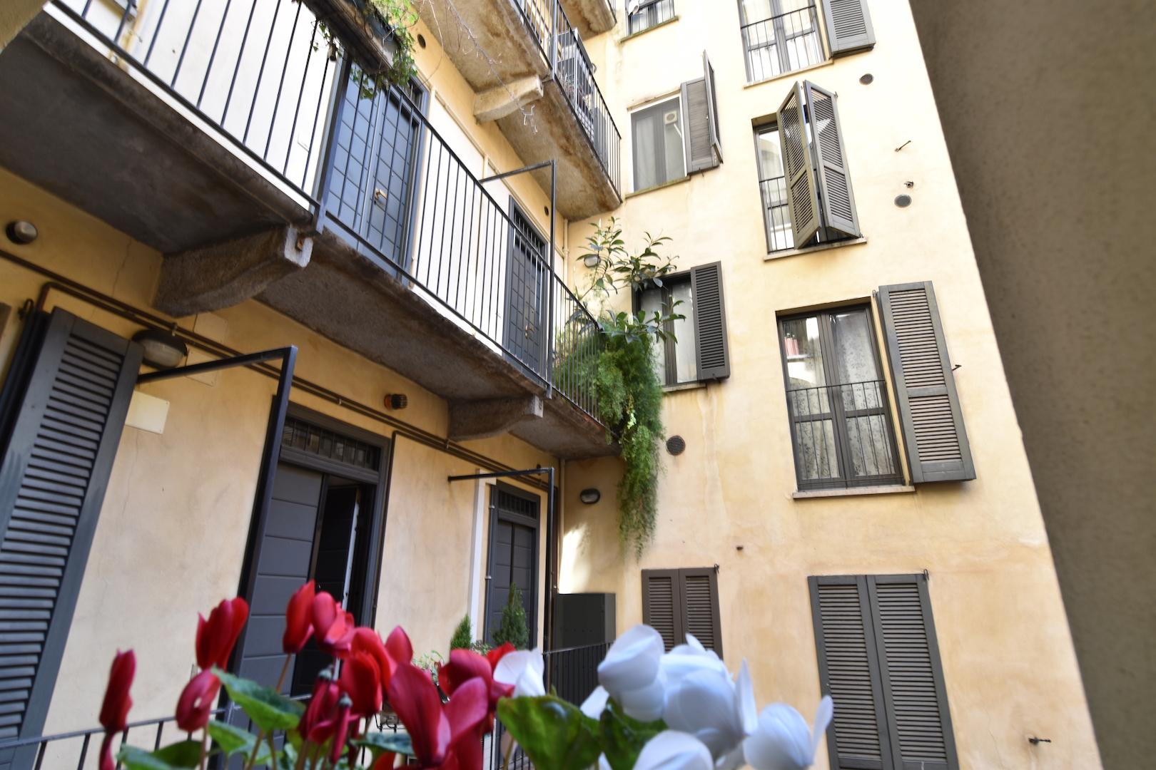 Vendita monolocale Corso Garibaldi, Milano