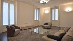 Affitto appartamento con terrazzo Moscova
