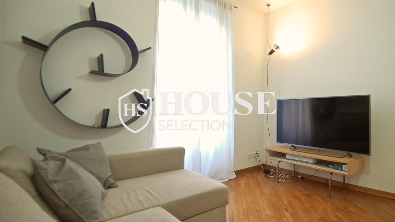 Vendita appartamento via Meravigli, corso Magenta, via San Giovanni sul Muro, ultimo piano, epoca, centro storico Milano 15