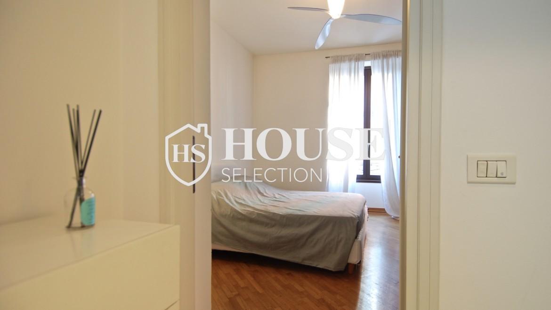 Vendita appartamento via Meravigli, corso Magenta, via San Giovanni sul Muro, ultimo piano, epoca, centro storico Milano 8