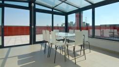Vendita attico con terrazzo, zona Bovisa.