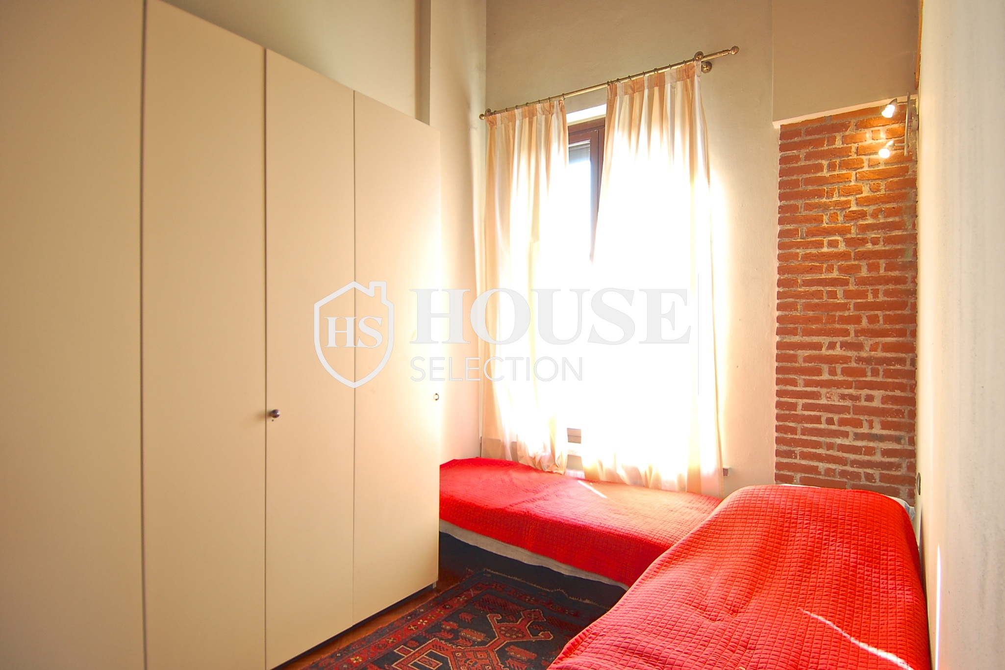 Affitto villa Basiglio, con giardino, ristrutturata, aria condizionata, corte interna, box auto, Milano 5