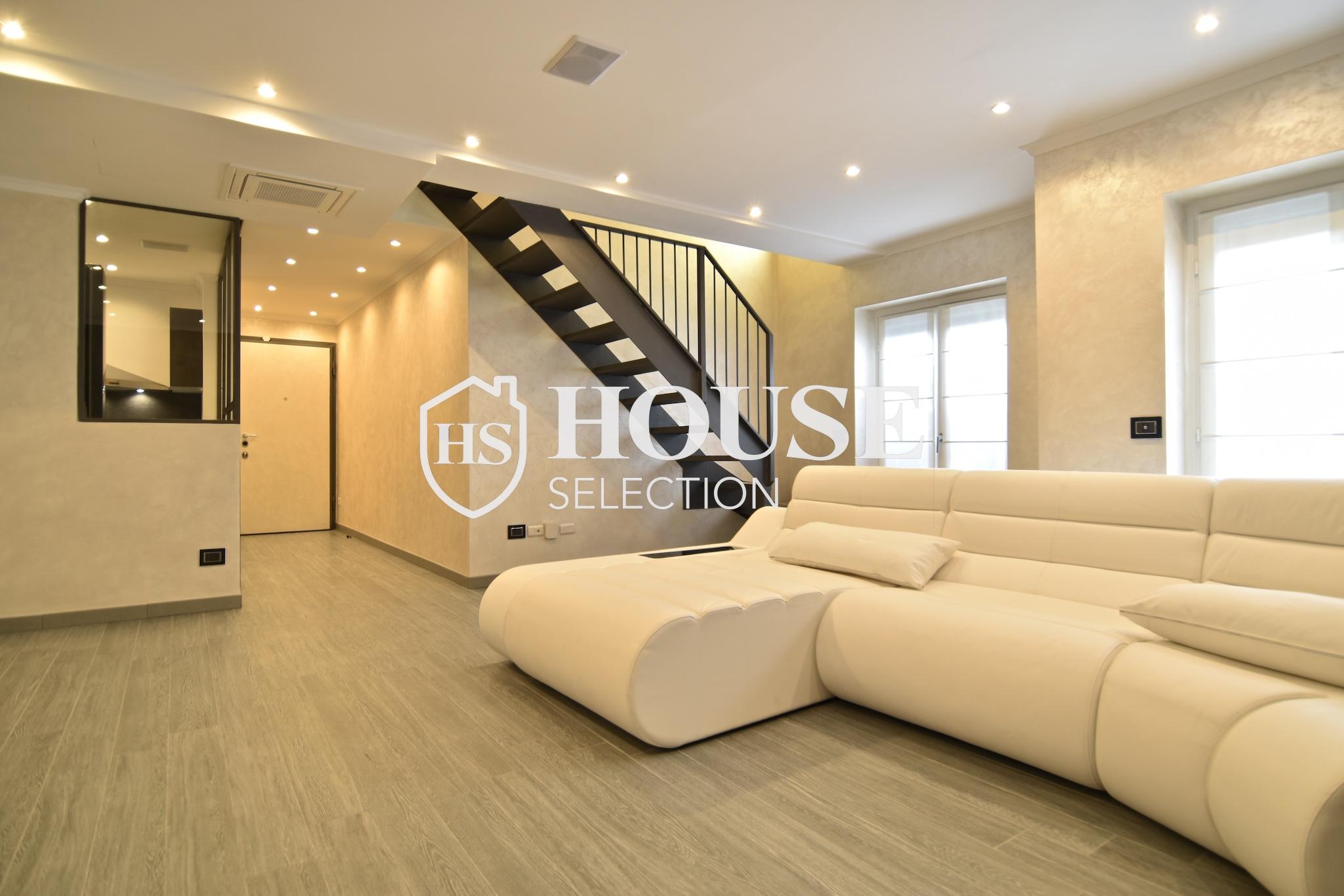 Vendita attico con terrazzo piazza Caiazzo, mm, ultimo piano, nuova realizzazione, palazzo epoca, ascensore, Milano 19