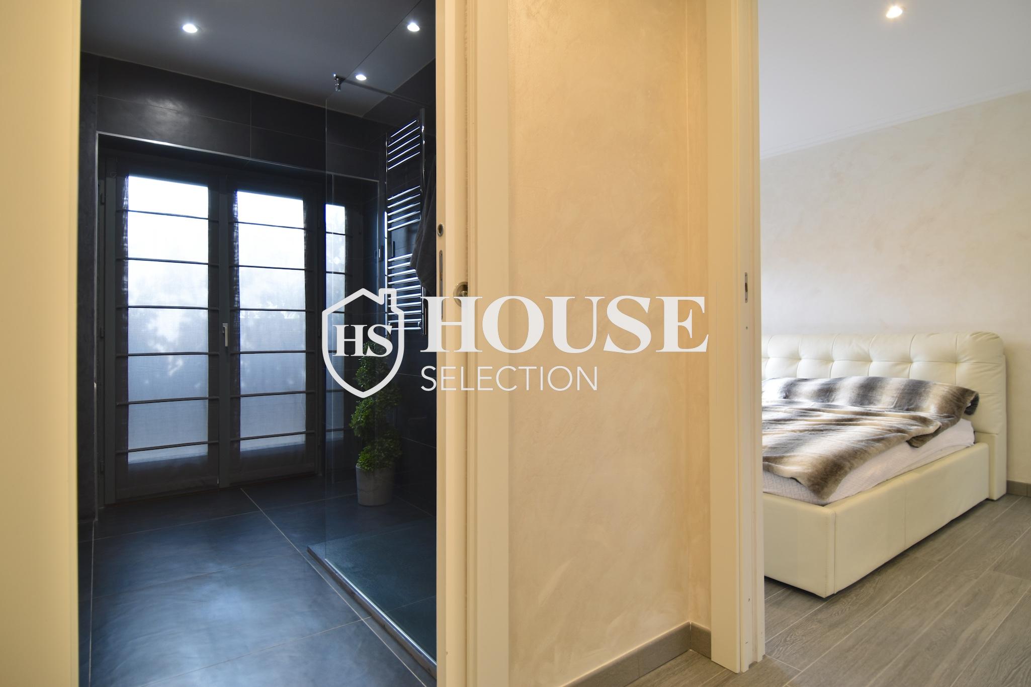 Vendita attico con terrazzo piazza Caiazzo, mm, ultimo piano, nuova realizzazione, palazzo epoca, ascensore, Milano 6
