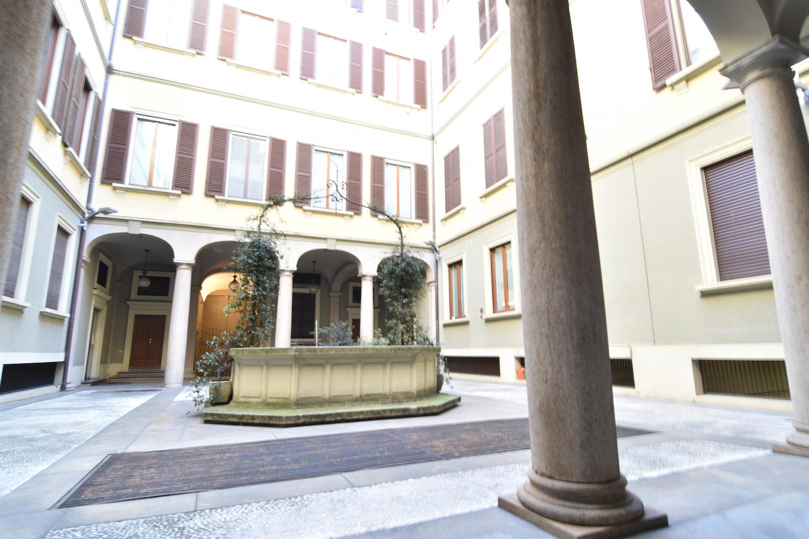 Affitto trilocale in Brera, Milano