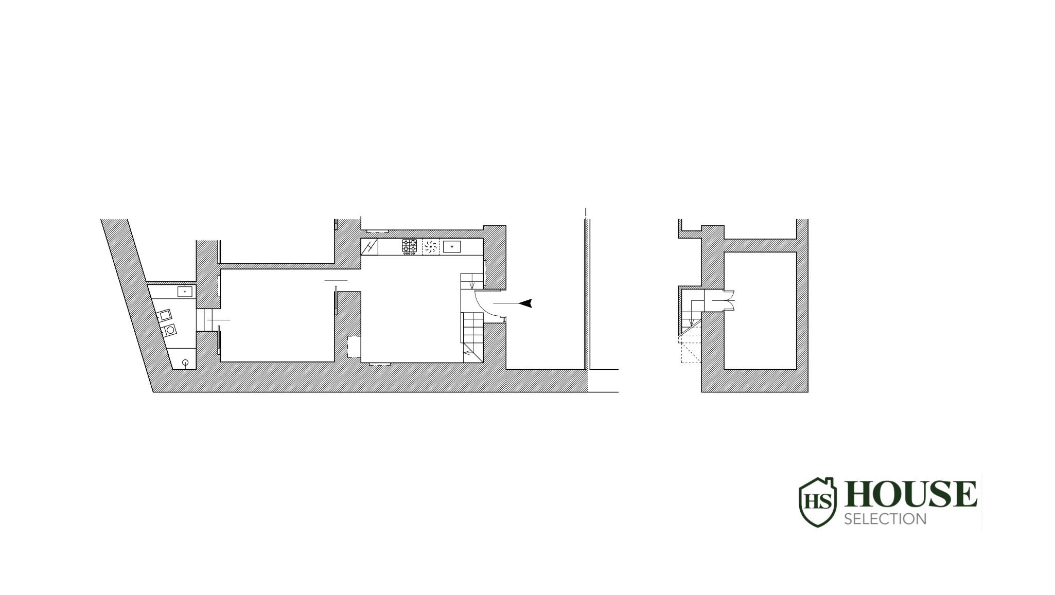 Planimetria piazza Cincinnato