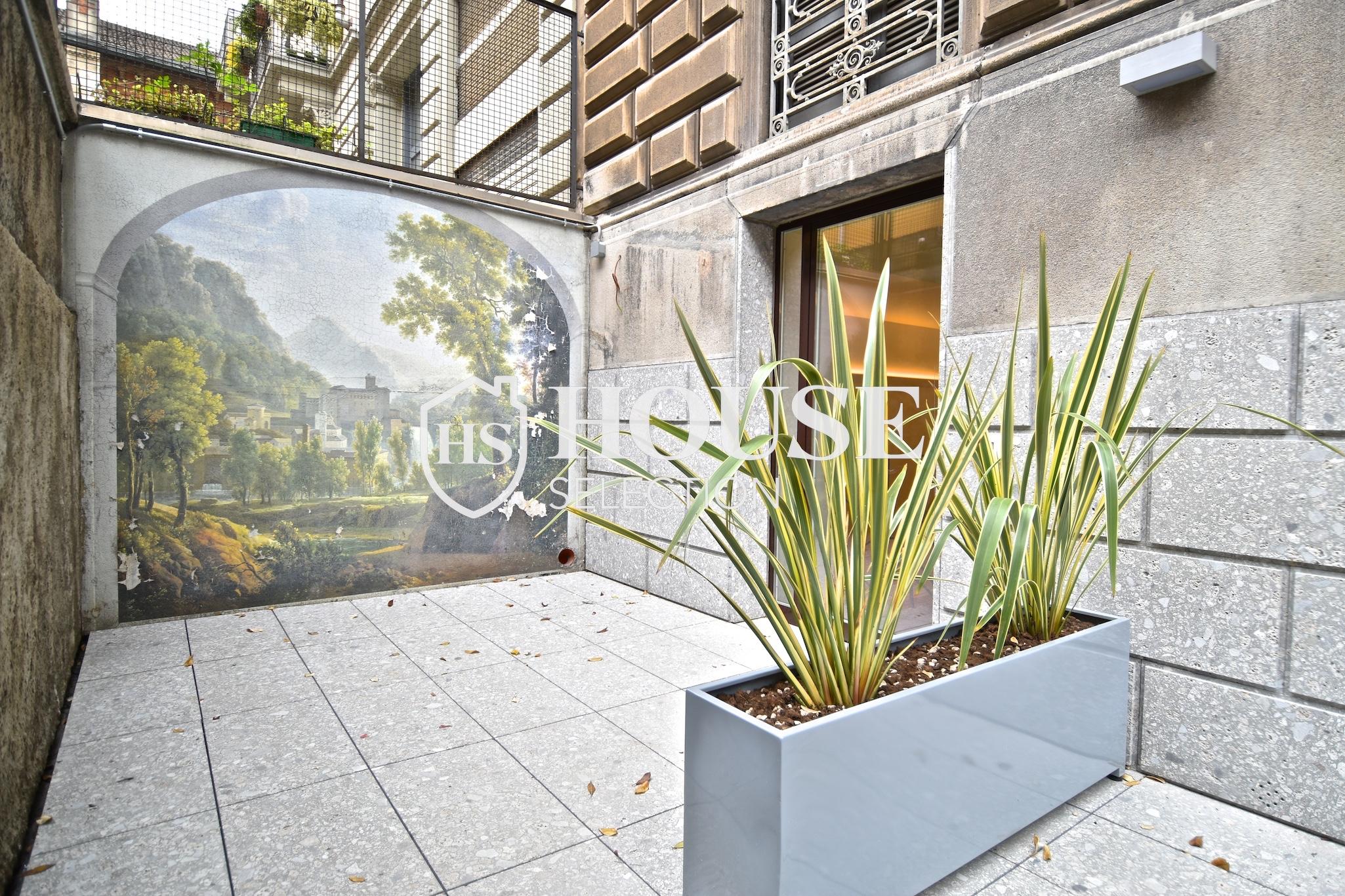 Vendita bilocale piazza Cincinnato, nuova realizzazione, seminterrato, con giardino privato, posto moto, ristrutturato, centro Milano 30