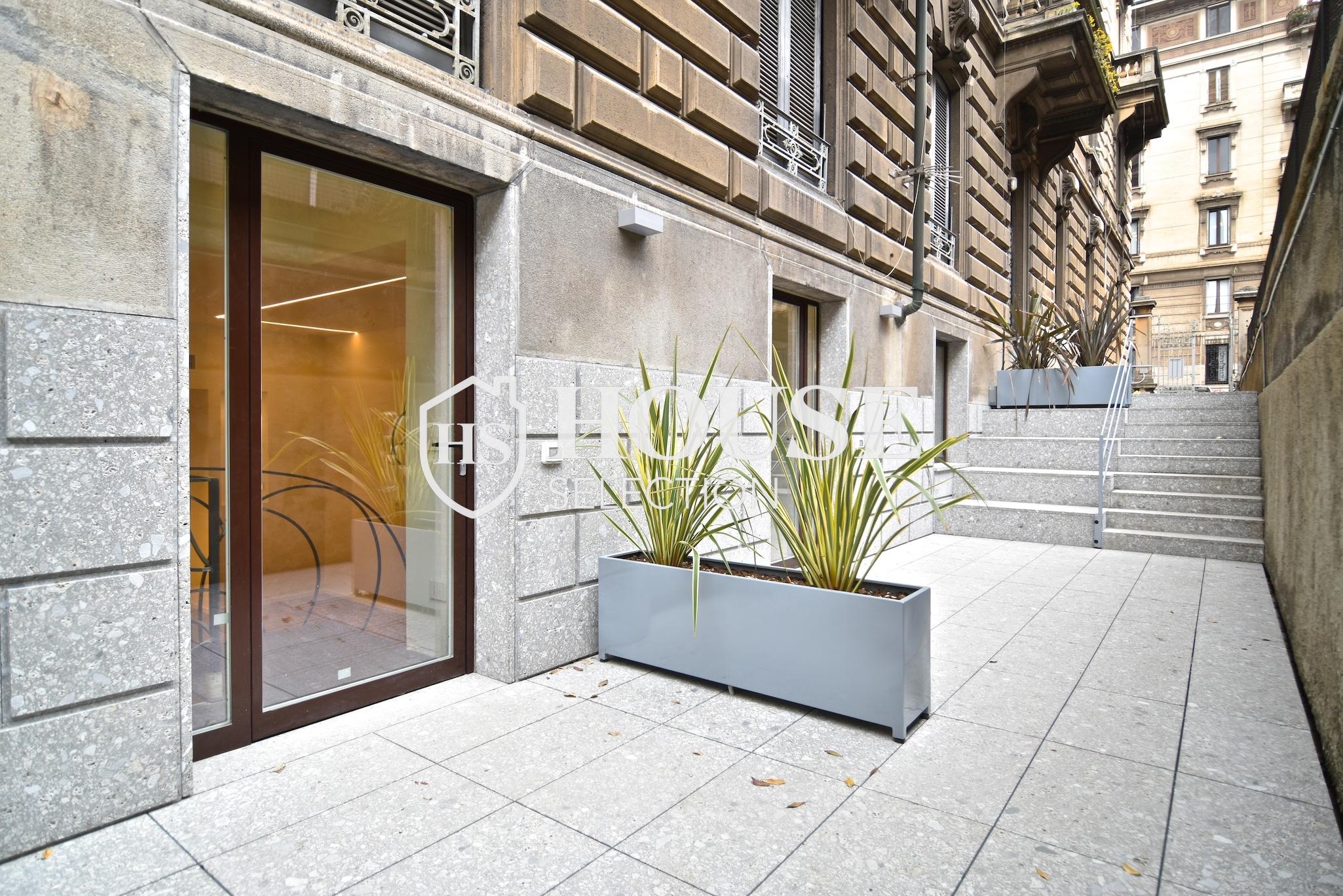 Vendita bilocale piazza Cincinnato, nuova realizzazione, seminterrato, con giardino privato, posto moto, ristrutturato, centro Milano 32