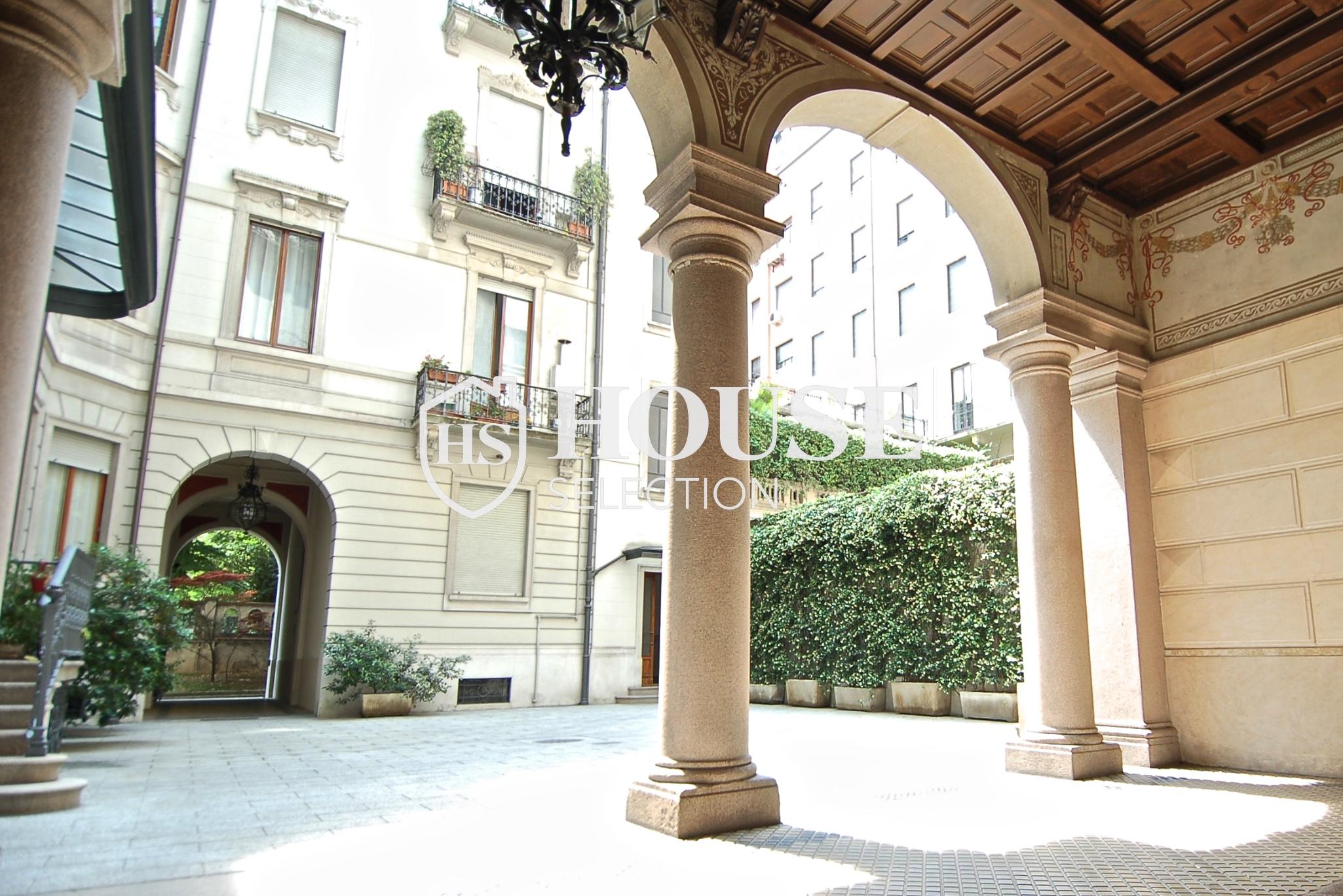 Affitto appartamenti Pagano, mm metropolitana, Mascheroni, stabile epoca, signorile, posto auto, Milano 10